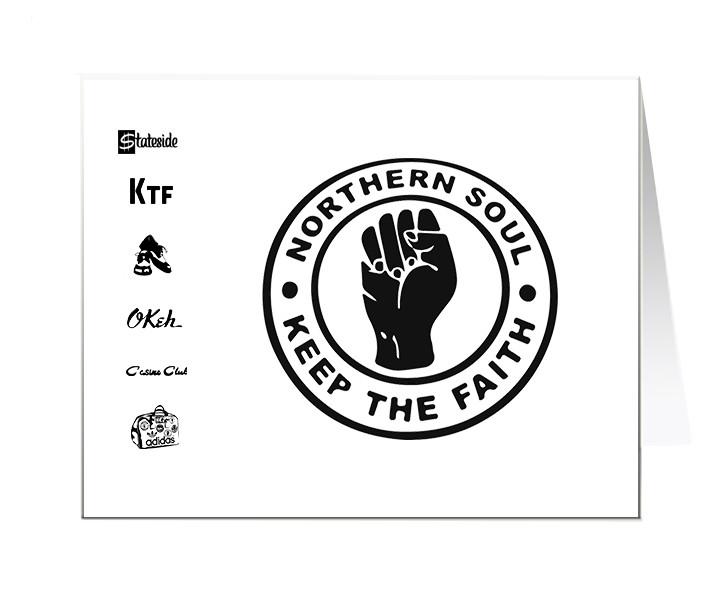 Northern Soul - KTF Strip