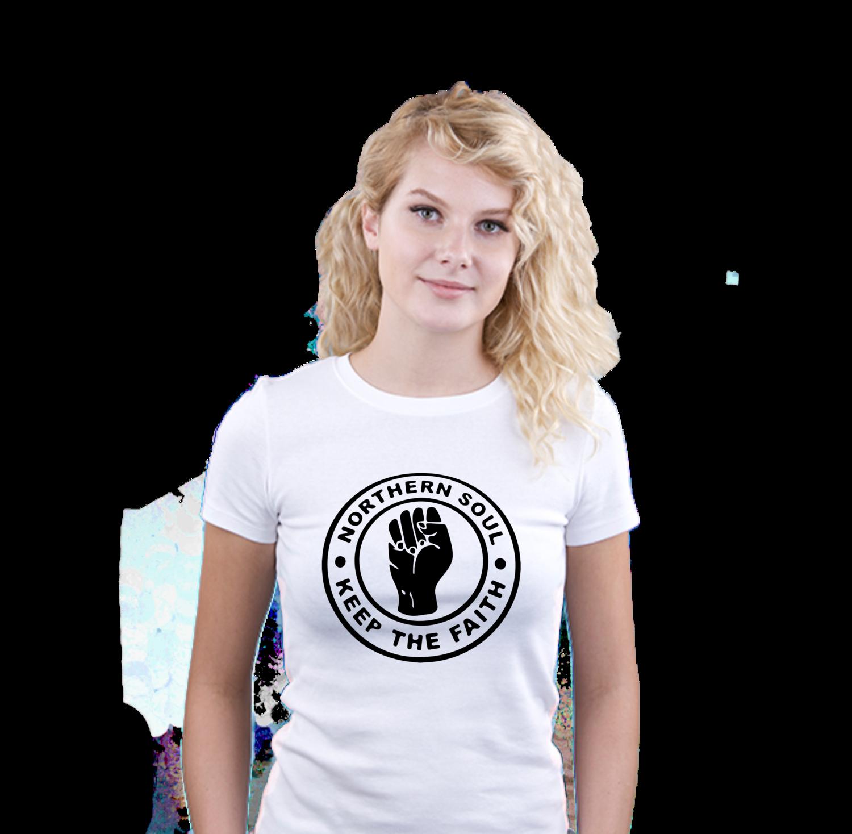 Ladies T-Shirt - N/Soul KTF