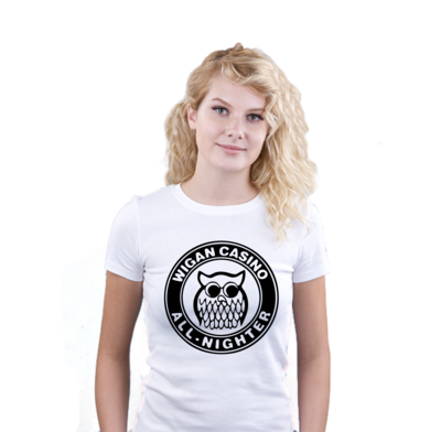 Ladies T-Shirt - N/Soul OWL