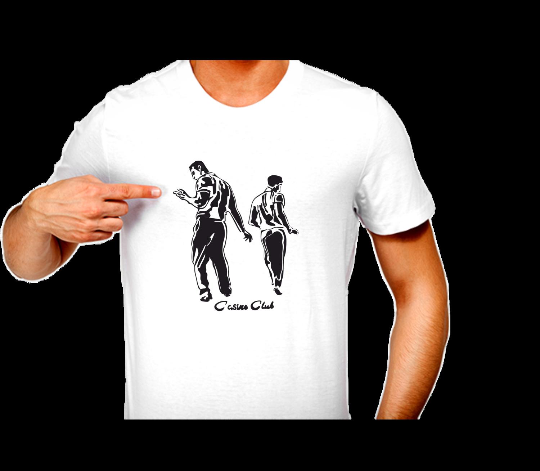 T-Shirt - N/Soul Dance Casino Club