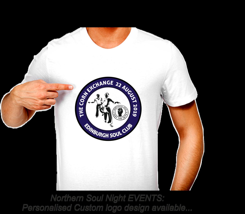 T.Shirt EVENT Custom Design