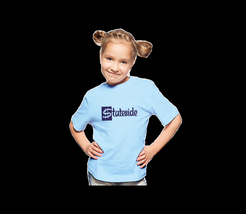 T-Shirt - N/Soul Small Kids Stateside