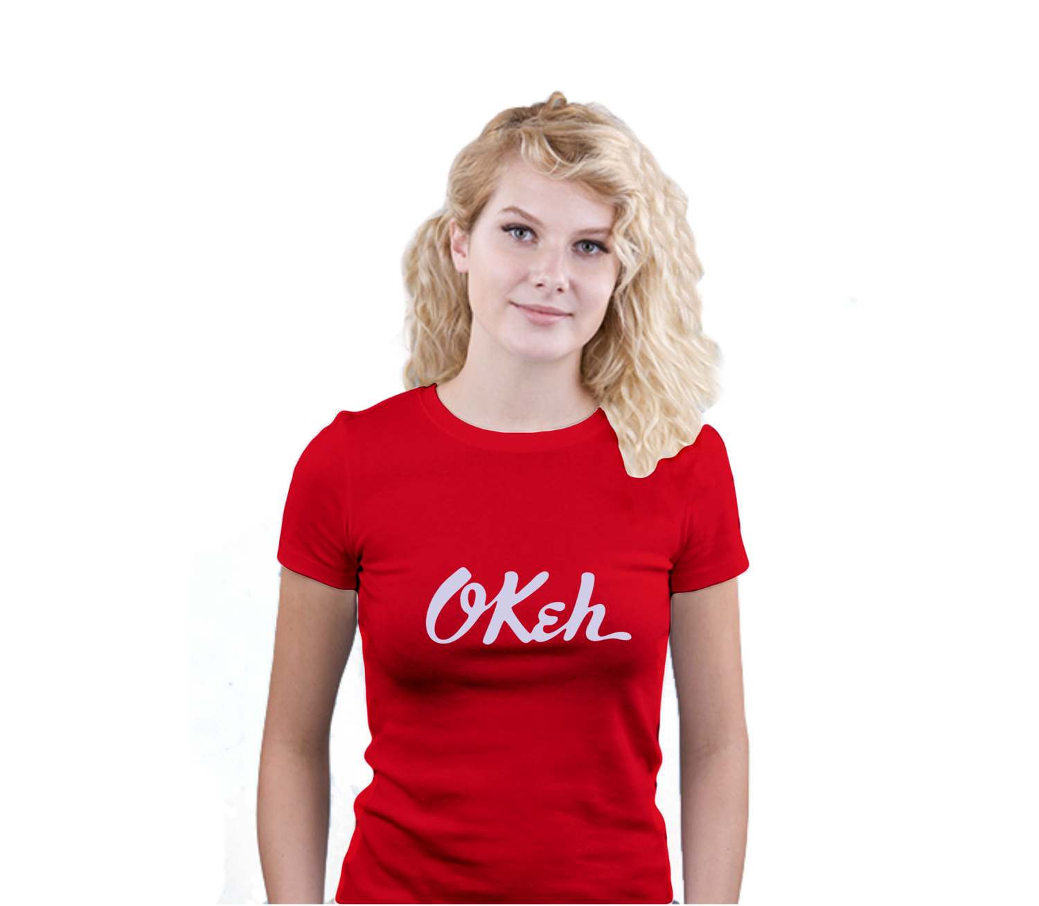 Ladies T-Shirt - N/Soul OKEH