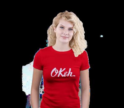 Ladies T-Shirt - N/Soul OKEH