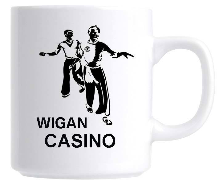 MUG - Boys on their own - Wigan Casino (Text)
