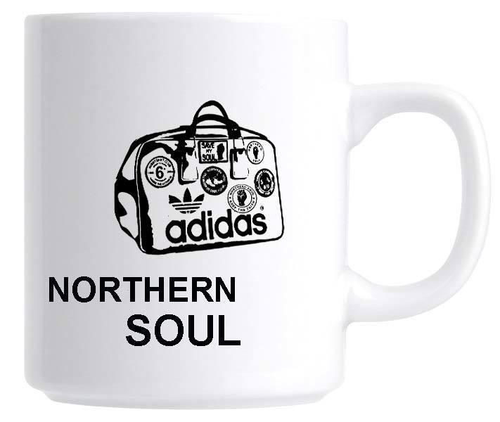 Mug - Soul Bag Northern Soul (Text)