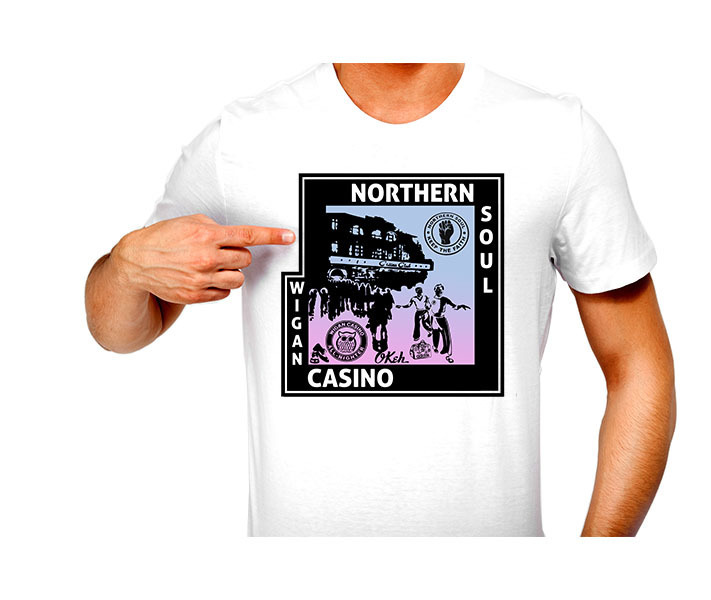 T-Shirt - N/Soul - Casino Club - Two Boys