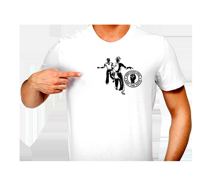 T-Shirt -  N/Soul Two Boys Own,