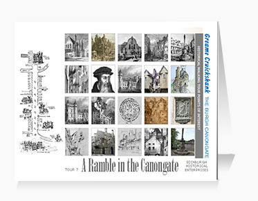 Greeting Card - Canongate 1