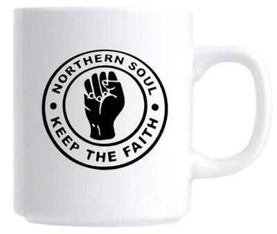 MUG - Keep The Faith - Patch