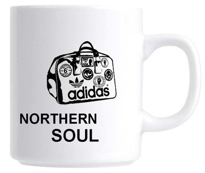 Mug - Soul Bag Northern Soul (Text)