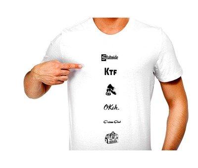 T-Shirt - N/Soul Middle Strip