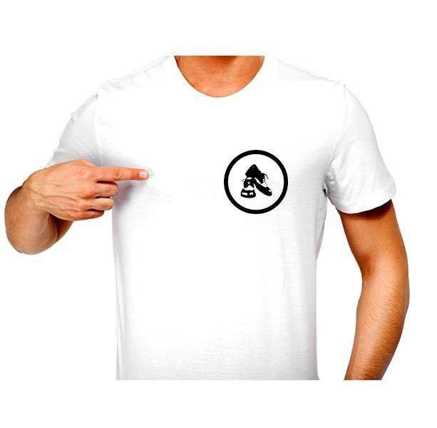 T-Shirt - N/Soul Small Wigan Shoe Patch