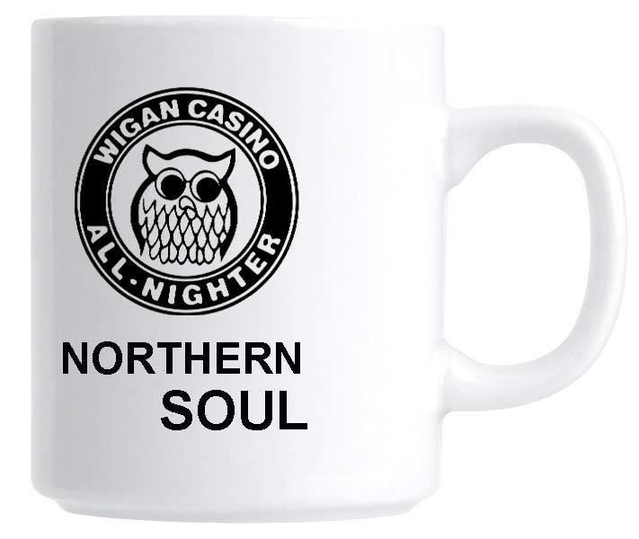 MUG - Wigan Casino Owl