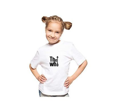 T-Shirt - N/Soul Small Kids The Who