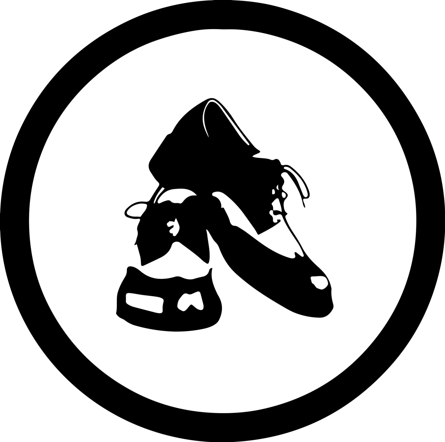 Art Decal - Soul Dancing Shoes - Northern Soul