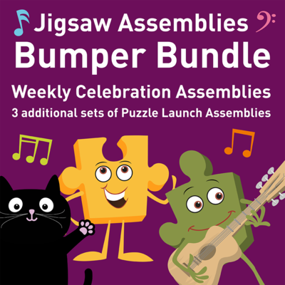 Jigsaw 3-11/12 Assemblies Bumper Bundle