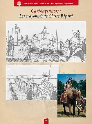 Le Casque d'Agris, Tome 4 : Le Choix