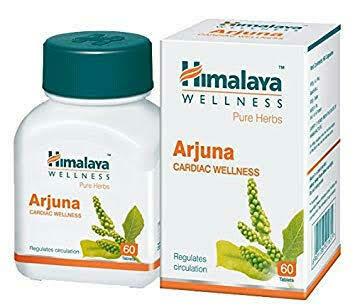 Arjuna Ayurvedic Herb