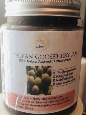 Indian Gooseberry Jam (Ayurvedic Chavanprash, 330gms)
