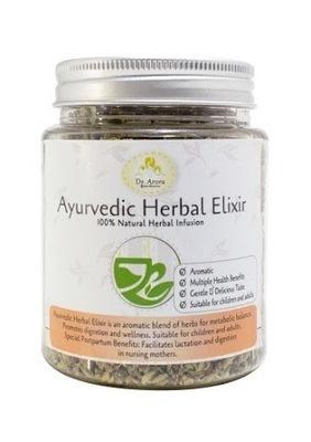 Ayurvedic Herbal Elixir (Metabolic Balance Herbal Tea)