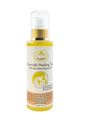 Ayurvedic Healing Touch Moisturizing Oil (120 ml)