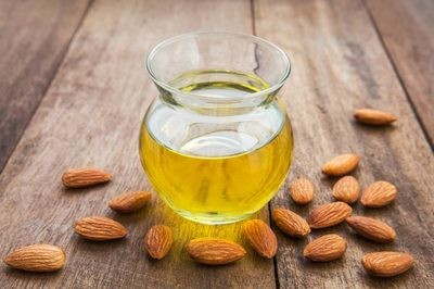 Sweet Almond Oil 100 ml, cold pressed