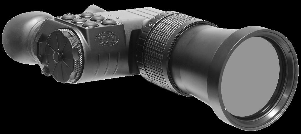 UNITEC-B Long-Range Thermal Imaging Binoculars