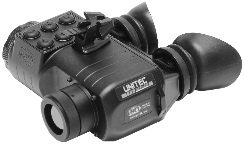 UNITEC-G Lightweight Thermal Imaging Goggles