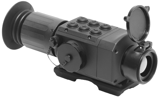 WOLFHOUND-MC Compact Thermal Clip-On Sight
