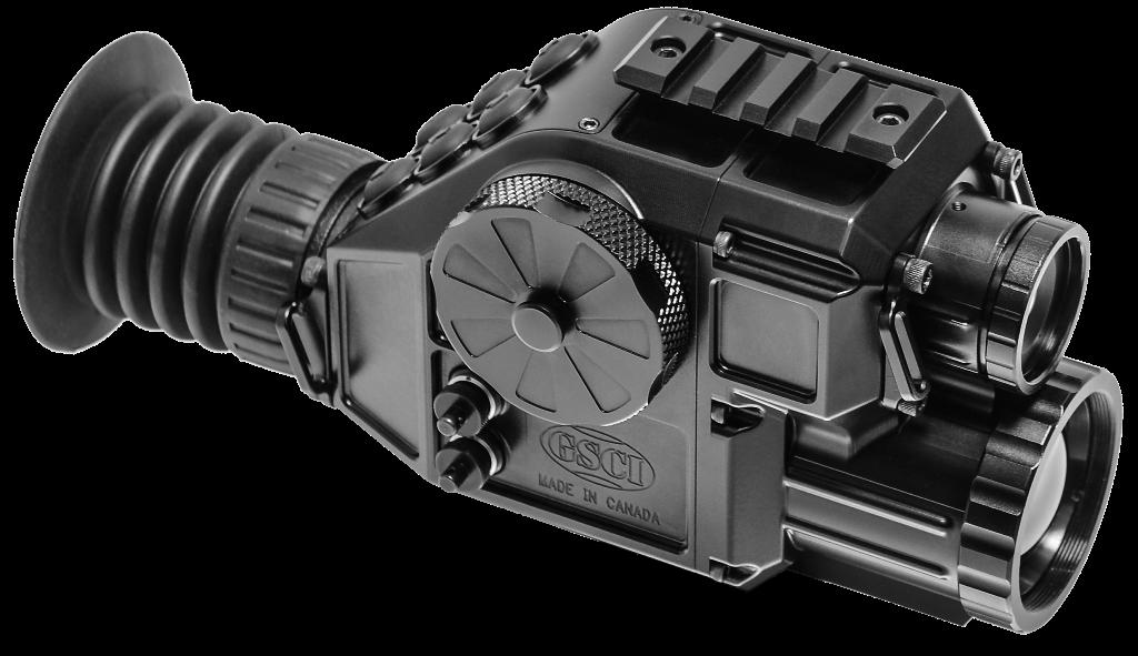 Compact Fusion Thermal Sight QUADRO-S