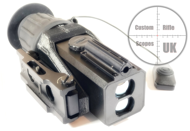 Mountable rangefinder mount Jacket only ( fits any V2 to V9 rangefinder )