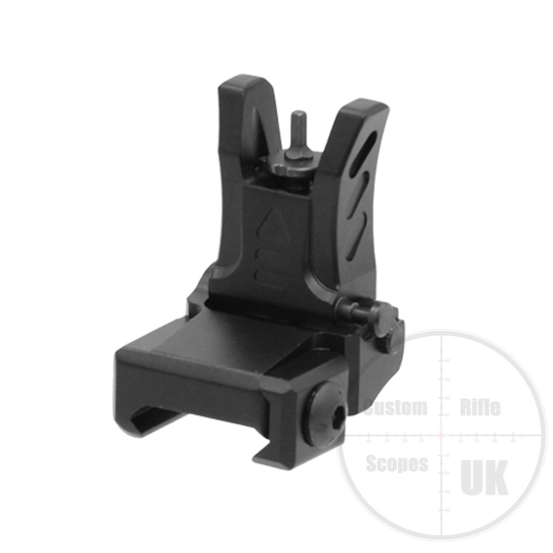 UTG Model 4 Low Profile Flip-up Front Sight for Handguard
