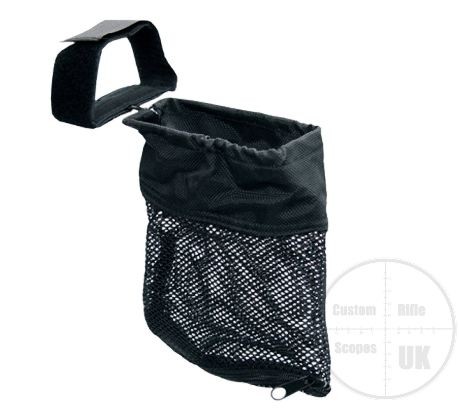 UTG Mesh Trap Shell Catcher - Zippered for Quick Unload