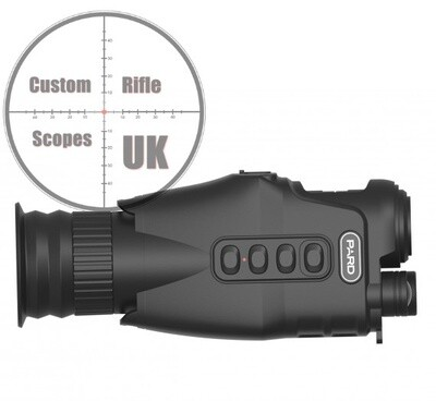 PARD 019 (MOD) Hand held night vision spotter monocular HD / wifi / recording 24xMag