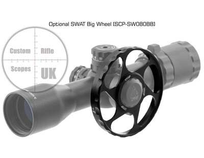 UTG Side Wheel Add-on, Side Parallax Adjustable BugBuster®