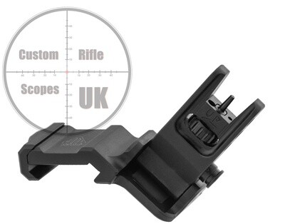 UTG ACCU-SYNC® 45 Degree Angle Flip Up Front Sight