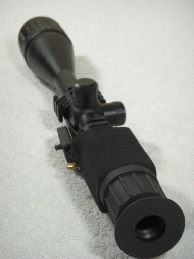 DARKLIGHT scope revised (LEVEL 9)