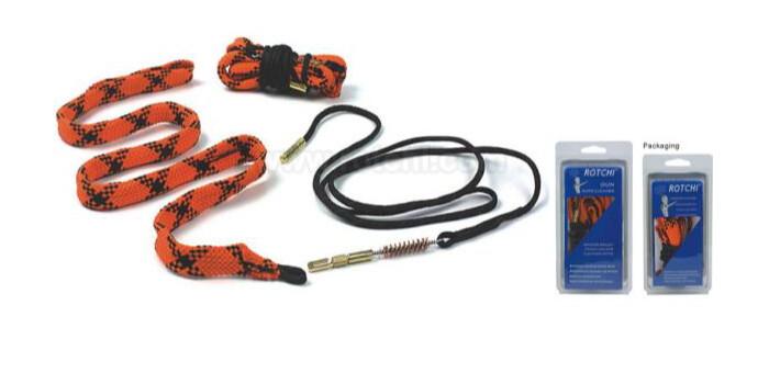 Circular Snake-Rope Gun Cleaning Kit for .17 - .177 calibre