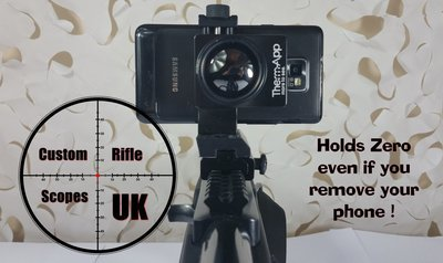 Therm app 25Hz 35mm lens + mount.