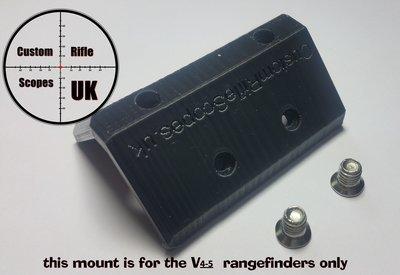Mount system L bracket only ( for the V4/5&6 scope mountable rangefinder only )