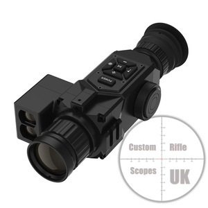 PARD T-Pro 12µm 42mm Thermal scope with built in rangefinder