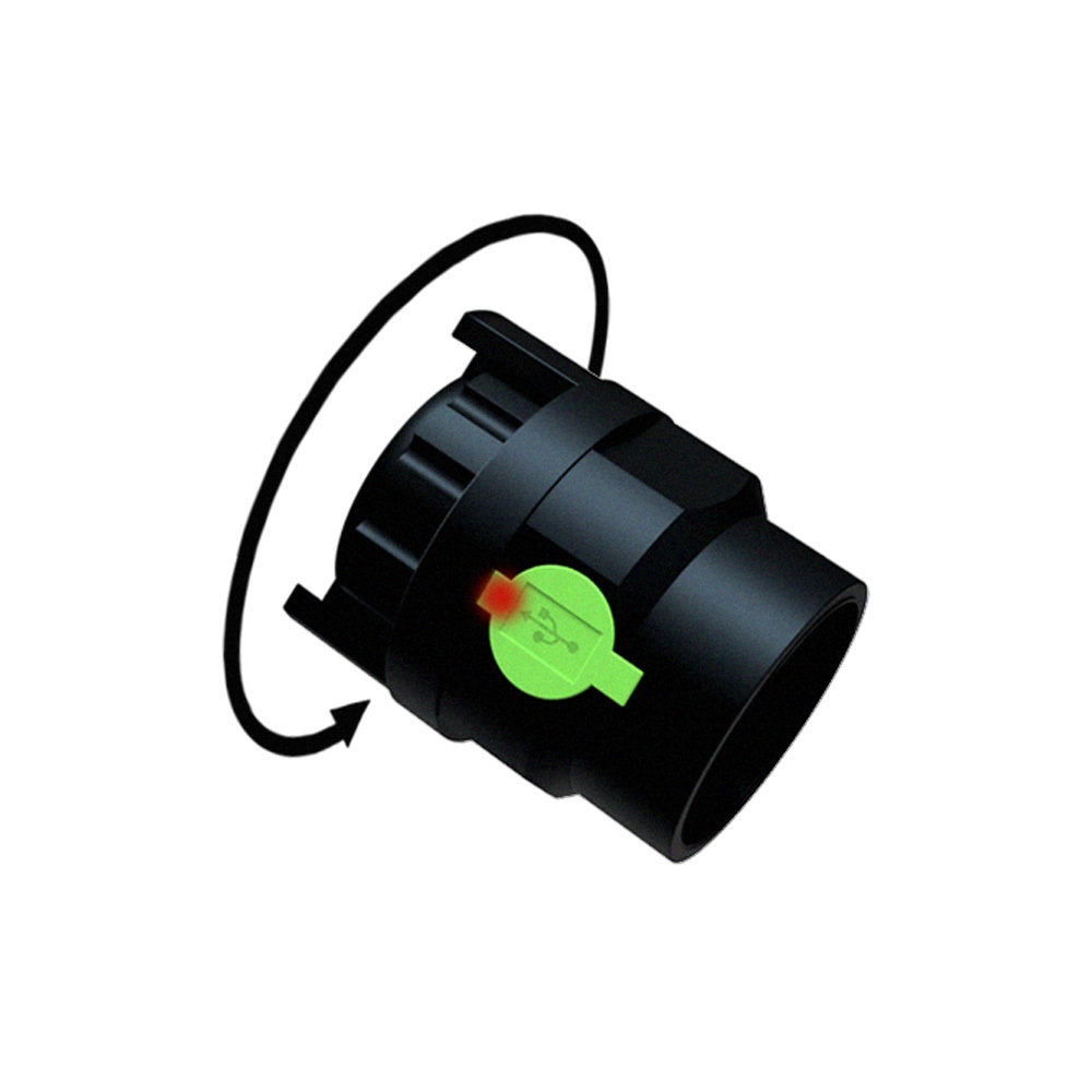 Solaris SRX IR Laser Illuminator variable button only.
