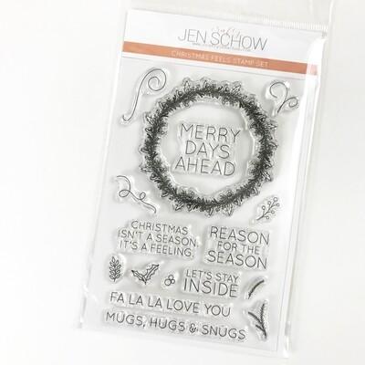 Christmas Feels 4x6 Stamp Set