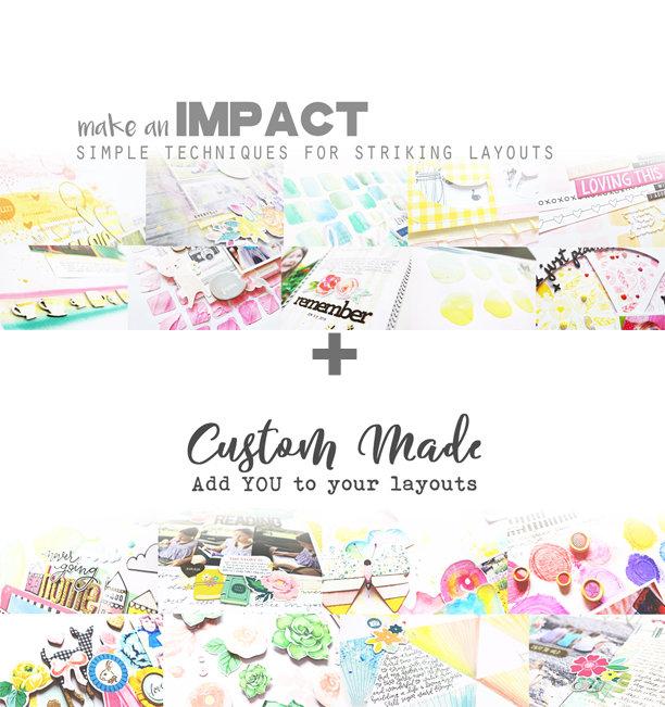 Class Bundle: Make an Impact + Custom Made