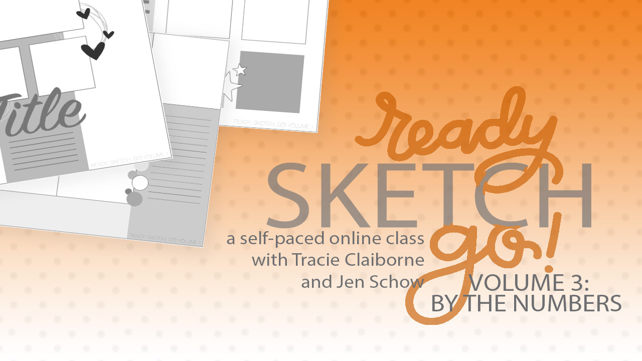 Ready, Sketch, Go! Vol. 3: By the Numbers