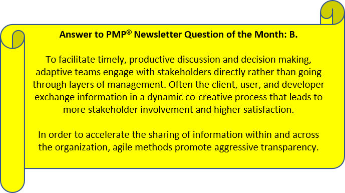 PMP® Exam Prep Bootcamp (5 Days)