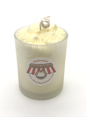 Lemon Scented Votive Candle