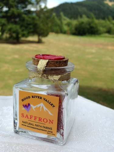 Pre-order Hood River Valley Saffron