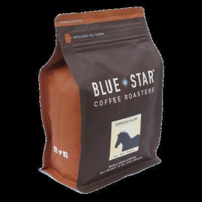 Blue Star Espresso Blend  (1004)
